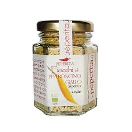 Chiliflocken Peperoncino giallo oder verde