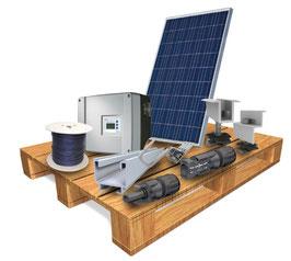 Solaranlagen ohne Speicher