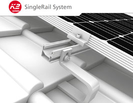K2 Single Rail System