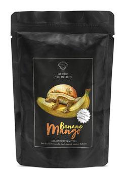 Gecko Nutrition - Banaan Mango 50 Gram