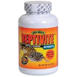 Reptivite zonder D3 - 227 gram