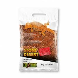 Exo Terra Stone Desert - Outback Red - 5 kg
