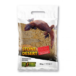 Exo Terra Stone Desert - Sonoran Ocher - 5 kg