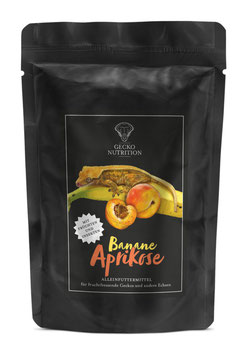 Gecko Nutrition - Banaan Abrikoos 50 Gram