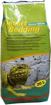 Desert Bedding Snow White 20 L