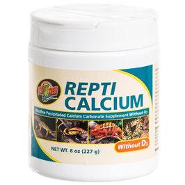 Calciumpoeder zonder D3 (227 gram)