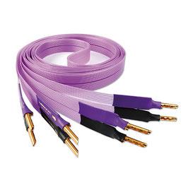 Nordost |Purple Flare Lautsprecherkabel 3.0M BAN/BAN, 1 PAAR (2STK.)