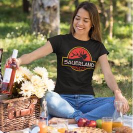 Sauerland Park T-Shirt Damen