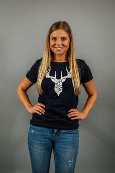 T-Shirt Damen Hirsch Sauerland