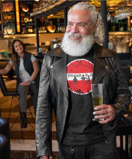 DURCHFEIERN VERBOTEN T-Shirt Herren