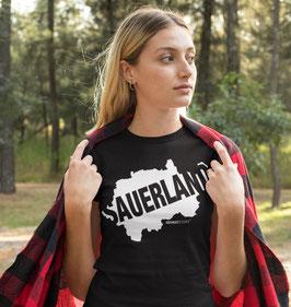 Sauerland Kontur T-Shirt Damen