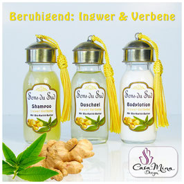 Bath & Body Set - Ingwer & Verbene