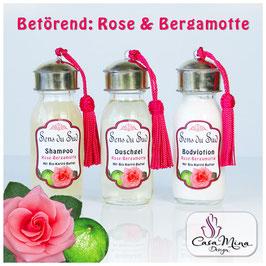 Bath & Body Set - Rose & Bergamotte