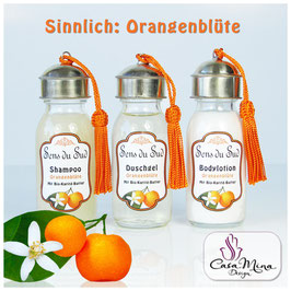 Bath & Body Set - Orangenblüte