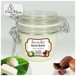 Körperbutter - 100% reine Karité-Butter