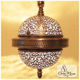 Orientalische Hängeleuchte - Boule El Djezair