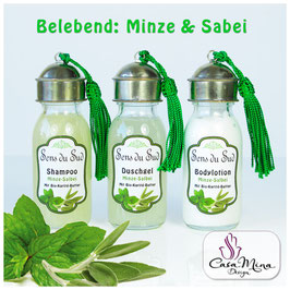 Bath & Body Set - Minze & Salbei