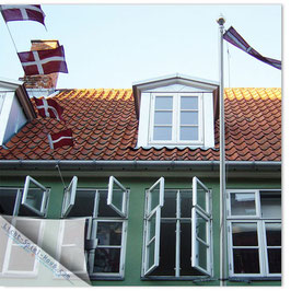 StadtSicht Kopenhagen, Fenster 002