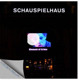 StadtSicht Zürich 089c, Schauspielhaus 001