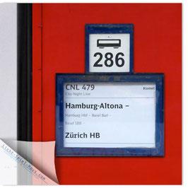StadtSicht Zürich 088c, Hamburg Altona Zürich HB 001