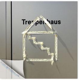 StadtSicht Zürich 082b, Treppenhaus 001