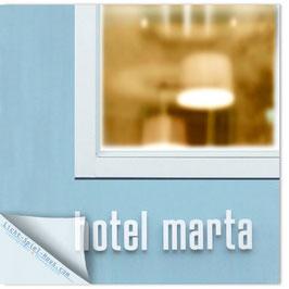 StadtSicht Zürich 023a, Hotel Marta 001