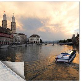 StadtSicht Zürich 068a, Grossmünster 020