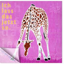 StadtSicht Zürich 063c, Ich lass das jetzt so 001