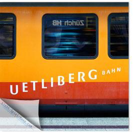 StadtSicht Zürich 088a, Uetlibergbahn 001