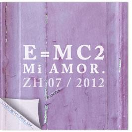 StadtSicht Zürich 031b, Relativitätstheorie Mi Amor 001