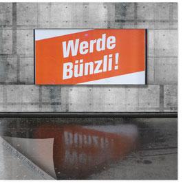 Neuheit StadtSicht Zürich, Bünzli 001