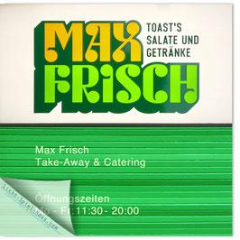 StadtSicht Zürich 021a, Max Frisch 001