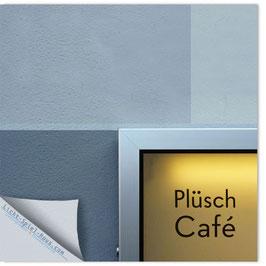 StadtSicht Zürich 041d, Plüsch Cafe 001