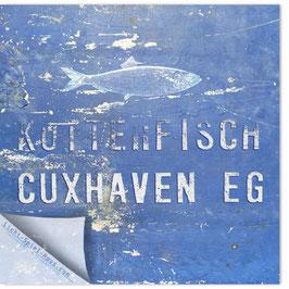 StadtSicht Hamburg 014a, Kutterfisch Cuxhafen 001