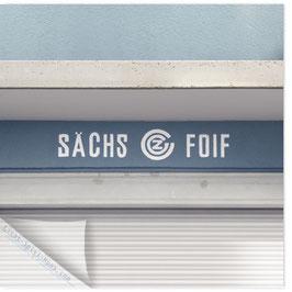 StadtSicht Zürich 129d, Sächs Foif GCZ 002
