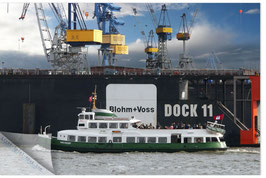 Hamburgensie 045, Blohm + Voss Dock 11