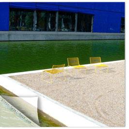 StadtSicht Kopenhagen, Gelbe Stühle 001