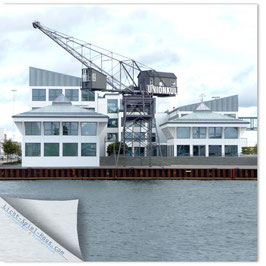 StadtSicht Kopenhagen, Hafenkran 001