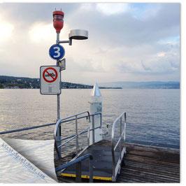 StadtSicht Zürich 093c, Anleger Bürkliplatz Limmatschiff 001