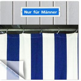 StadtSicht Zürich 030d, Utoquai Nur für Männer 001