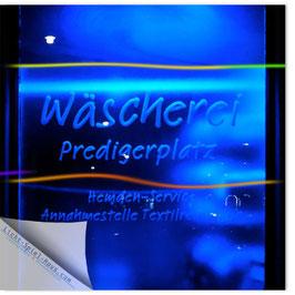 StadtSicht Zürich 086d, Wäscherei Predigerplatz 001