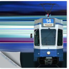 StadtSicht Zürich 011a, Tram 14 001