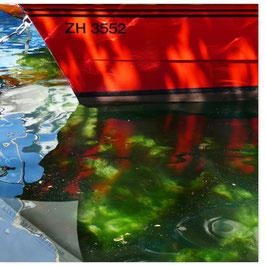 Neuheit StadtSicht Zürich, Wasserspiegelung 3552 001