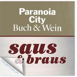 StadtSicht Zürich 020c, Paranoia City 001