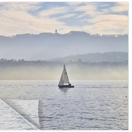 StadtSicht Zürich 145b, Segelschiff Rosa 001