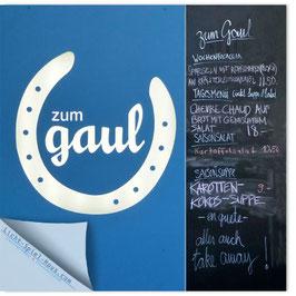 StadtSicht Zürich 080b, Zum Gaul 001