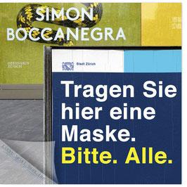 StadtSicht Zürich 144c, Tragen Sie eine Maske 005