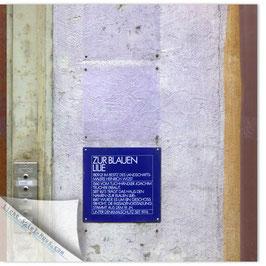 StadtSicht Zürich 055c, Zur blauen Lilie 001