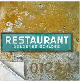 StadtSicht Zürich 005b, Restaurant Goldenes Schloss 002