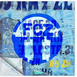 StadtSicht Zürich 110d, FCZ 05 ZH 001